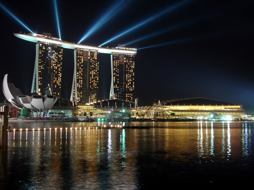 5 Star Singapore Luxury Hotels in Marina Bay | Marina