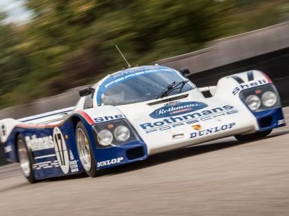 MOTO MADNESS | The Porsche 962