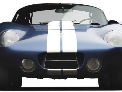 MOTO MADNESS | The History of the First Daytona Cobra