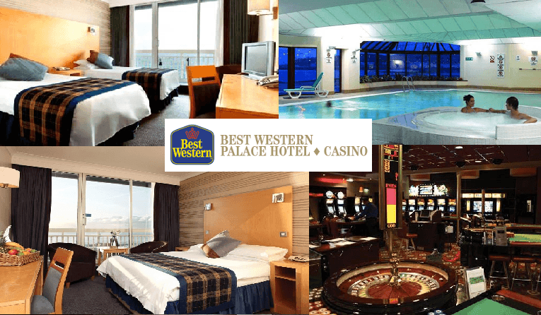Best western Palace Hotel, Douglas Isle of Man