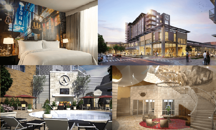 Archer Hotel Austin, F1, MotoGP Hotels