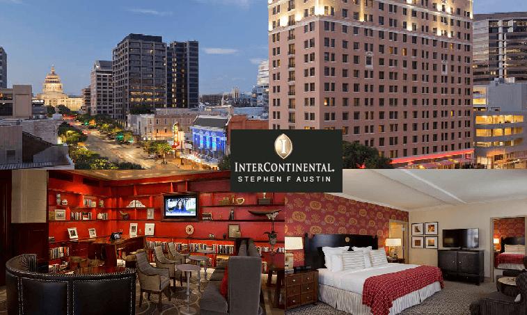 Intercontinental Hotel Austin F1 Motogp Hotels
