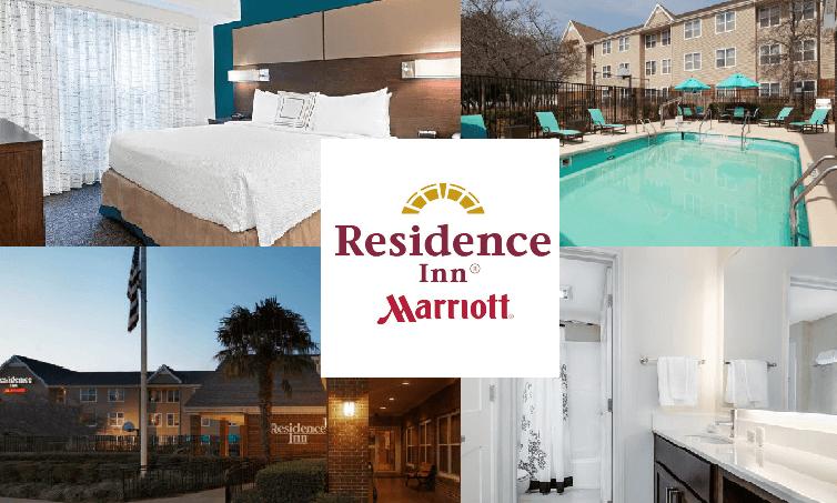 Residence Inn by Marriott, F1, MotoGP hotels