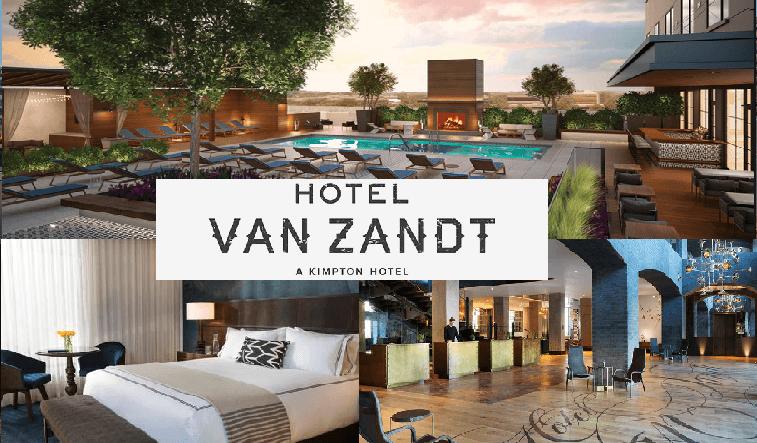 Hotel Van Zandt Austin