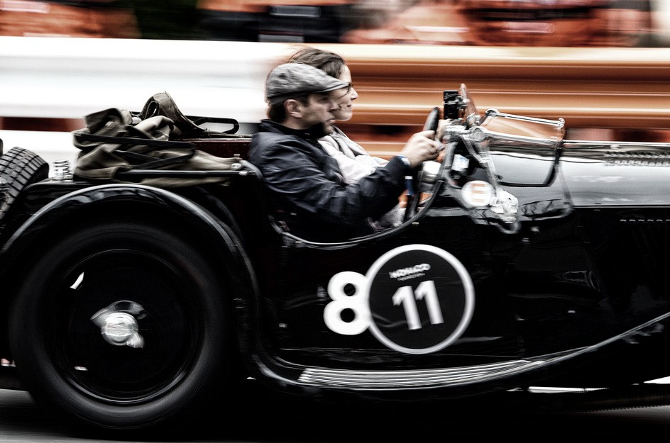 Monaco historic grand prix packages