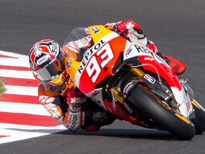 MotoGP Recap : Márquez conquers weather-hit contest