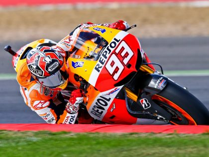 MotoGP Preview : Entering Márquez Territory