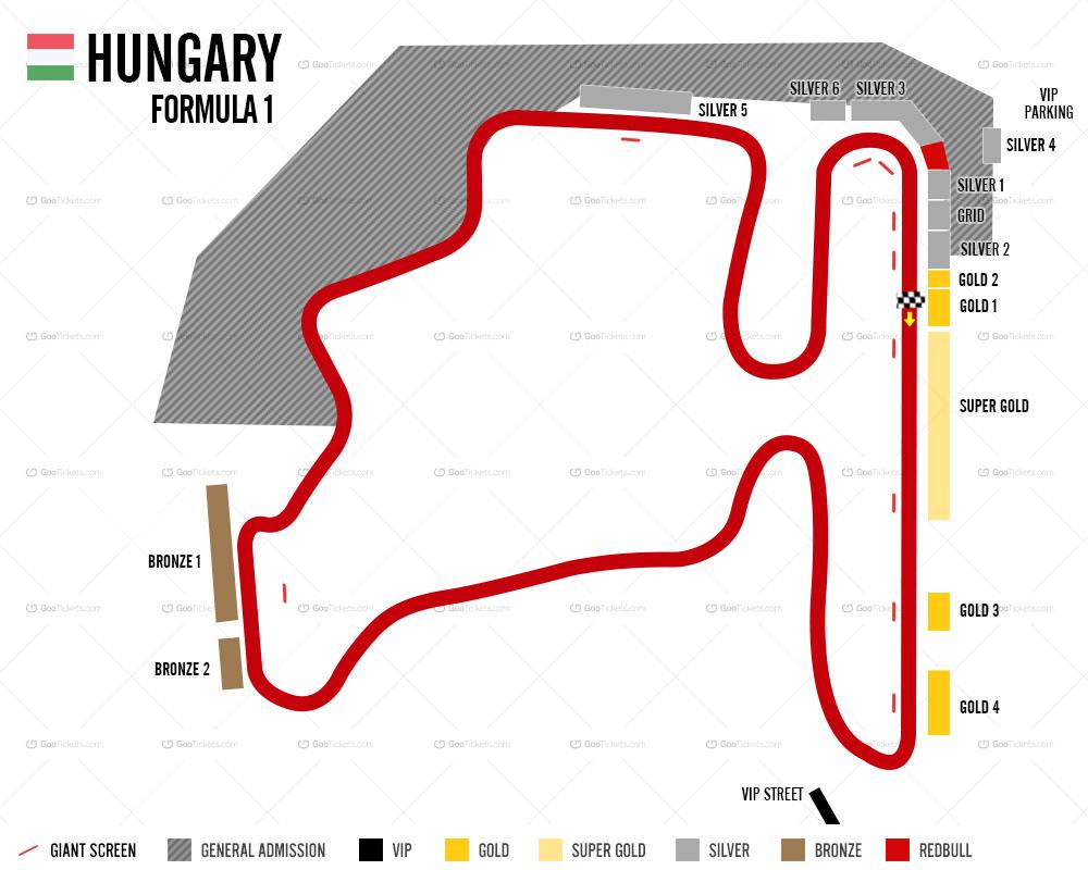 2020 hungarian formula 1 grand prix | budapest | hungaroring